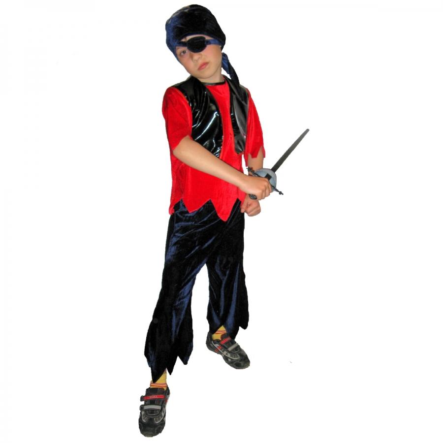 Сделать костюм разбойника своими руками