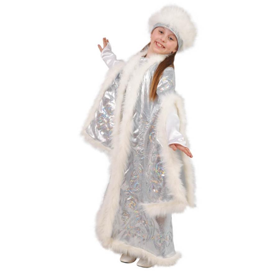 Новогодний костюм зимы фото своими руками